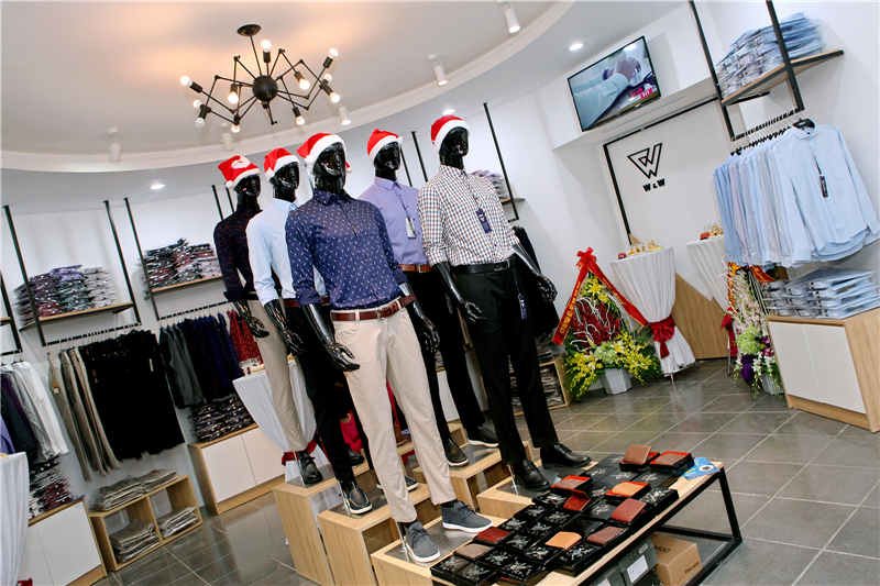 Showroom Nam Định